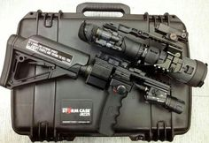 Tacticool as it gets son.....   Now time to hit th range....  Lol
