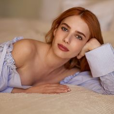 In an honest new interview, Emma Roberts gets real about her beauty routine and very refreshing approach to fitness.