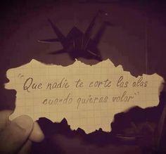 Que nadie ......