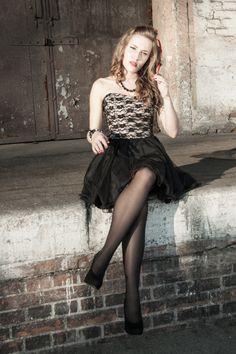 Fotograf: Jarek Okulicz-Kozaryn Modelka: Julia Make up: Mua