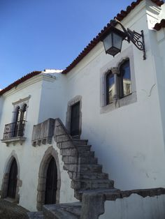 Serpa - Portugal - typical countryside architecture