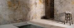 Wallcovering for bathroom and wellness spaces