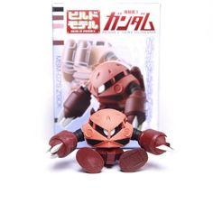Front Side + Box Build Model MSM-07S Char Z'gok  Series : Build model Gundam  Brand : Bandai  Release : January 2015  Height : +- 45mm  Price : 350Yen  #ズゴック #シャアアズナブル #機動戦士ガンダム #ガチャガチ#Gunpla #ModelKit #Gashapon #Gacha #MiniFigure #Figure #Toys #Zgok #CandyToys #BuildModel #Bandai #CharAznable #Zeon #Zugokku #MobileSuits #Gundam #Jaburo #OneYearWar #UniversalCentury #Toys #ToyPhotography #Instagram #InstaToys #Amphibious