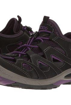 ECCO Sport Biom Delta Off Road (Black/Imperial Purple) Women's Shoes - ECCO Sport, Biom Delta Off Road, 810613-56405, Footwear Athletic General, Athletic, Athletic, Footwear, Shoes, Gift, - Fashion Ideas To Inspire