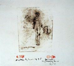 Mooie ets van Anton Heyboer. Het formaat van de ets zelf (incl. tekst er onder) is 32 x 42 cm. Papierformaat is 53 x 60 cm. De afbeelding spreekt voor zich!