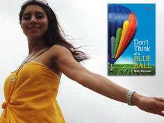 Interview of Malti Bhojwani, life coach & author of Don't think of a Blue Ball