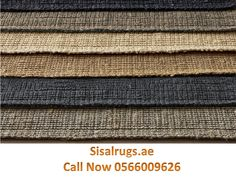 We are the best We are supplying the best Jute filaments are We will visit your home with samples take measurements ,Then we apply all needed installation. Jute Carpet, Jute Rug, Sisal, Dubai, Rugs, Farmhouse Rugs, Floor Rugs, Rug, Carpets