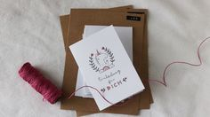 a lovely journey: DIY // Einladungskarte mit Einhorn
