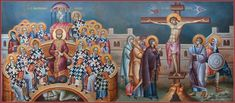 Michael ALEVYZAKIS was born in Rethymno, Crete, in has been involved in painting since with F. Byzantine Icons, Byzantine Art, Raphael Angel, Archangel Raphael, Albrecht Durer, Cross Paintings, Orthodox Icons, Angel Art, Renaissance Art