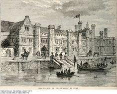 Greenwich Palace London