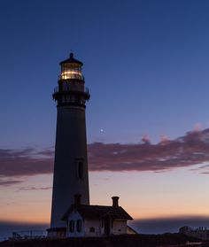 Pigeon Point Lighthouse...this is one of Jerry and my favorite spots along Highway 1