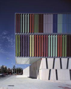 Comisaría Provincial De Albacete / Matos-Castillo Arquitectos (Albacete, España) #architecture