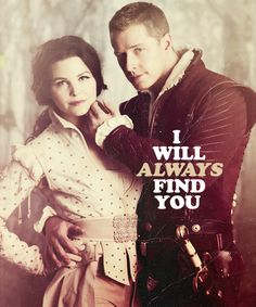 Snow White and Prince Charming from Once Upon a Time