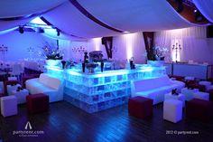 Sfeervolle verjaardag in Winterse sferen | Party Rent
