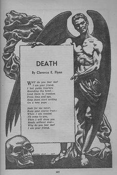 death - clarence e. flynn
