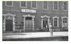 Salihli Tren İstasyonu, 1923
