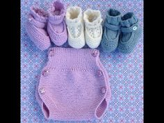 ranita bebé dos agujas Knitting For Kids, Baby Knitting Patterns, Loom Knitting, Baby Patterns, Hand Knitting, Knitted Baby Clothes, Crochet Clothes, Knitted Hats, Love Crochet