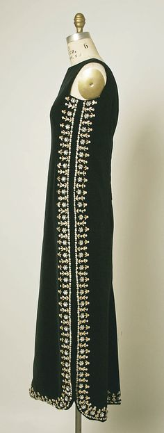 Balenciaga Evening Dress, 1967