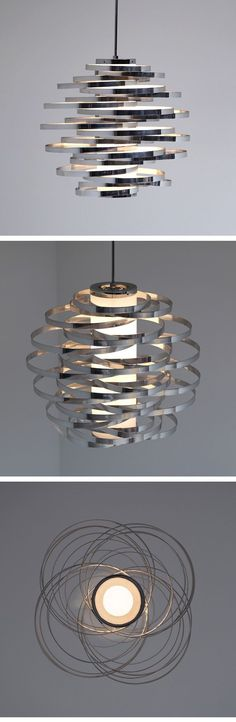 awesome chandelier and pendant lamp #Lighting #ModernStyle #InteriorDesign