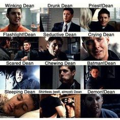jensen Ackles/Dean W.