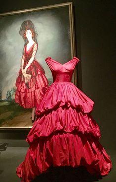 balenciaga_thyssen_rozas_village_2 Balenciaga, Fashion, Dressmaker, White Colors, Bridal Gowns, Moda, La Mode, Fasion, Fashion Models