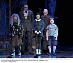 The Addams Family musical....(Wednesday is one of my dream roles) :D