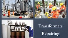 Manufacturing companies perform transformers repairing to fix the faults in different components. In case repairing is impossible, they replace the damaged parts.