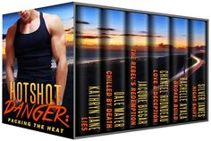 Hotshot Danger: Packing the Heat: Action, Suspense, Hot Romance Boxed Set (Hotshot Romance Collection Book 2) - Kindle edition by Kathryn Jane, Dale Mayer, Jacquie Biggar, Chantel Rhondeau, Rachelle Ayala, Silver James. Literature & Fiction Kindle eBooks @ Amazon.com.