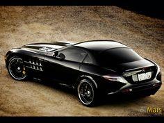 Mclaren Mercedes Benz SLR
