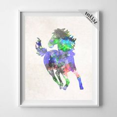 Horse Art, Horse Print, Horse Poster, Watercolor Art, Animal Poster, Gift Idea, Cute Print, Pretty Poster, Nursery Art, Type 1, Gift For Him, Wall Art. PRICES FROM $9.95. CLICK PHOTO FOR DETAILS. #inkistprints #watercolor #watercolour #giftforher #homedecor #wallart #walldecor #poster #print #christmas #christmasgift #weddinggift #nurserydecor #mothersdaygift #fathersdaygift #babygift #valentinesdaygift #painting #dorm #decor #livingroom #bedroom
