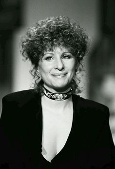 Barbara Streisand will always be one of the best singers of all time.