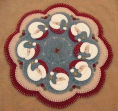 Wool Felt Central - Wool Felt Patterns. Pinning this to remember site. Patterns, wool felt and more.