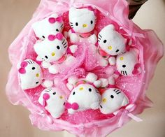Oddles of Hello Kitty.