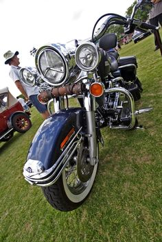 Classic Cars and bikes on display at Toowoomba Carnival of Flowers