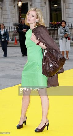 Singer Rosin Murphy arrives at the 2007 Royal Academy Summer Exhibition private view held at the Royal Academy on June 6, 2007 in London.