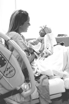 cutest in hospital delivery pictures ever by m.hanson photography