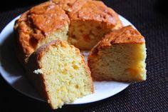 Eggless Fresh Orange Cake Recipe / Orange Yogurt Cake Recipe - Yummy Tummy