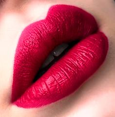 Glamour, Beautiful Lips, Lipstick Shades, Lip Art, Abu Dhabi, Lip Colors, Kiss, Make Up, Long Hair Styles