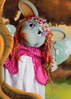 El hada de los dientes la ratoncita mágica libro Three Daughters, Art Competitions, Airedale Terrier, Save The Children, Tooth Fairy, My Memory, Feature Film, Creative Director, Puppets
