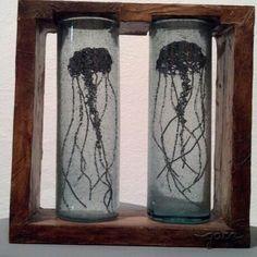 Par de medusas