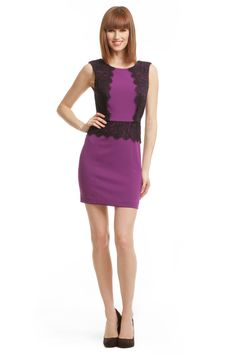 d4d3c11f910 Jay Godfrey Iris Lace Sheath. Rent the Runway ...