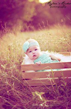 3 Months Children's Photography