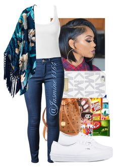 """""""Bahja Rodriguez(Beauty)~~Exchanged"""" by jasmine1164 ❤ liked on Polyvore featuring Intimissimi, MICHAEL Michael Kors, Vans and Acne Studios"""