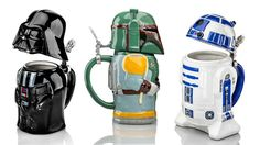 These Massive Star Wars Steins Make Your Beer More Epic | So Bad So Good