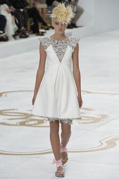 Chanel Couture Fall 2014 - Slideshow - Runway, Fashion Week, Fashion Shows, Reviews and Fashion Images - WWD.com