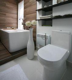 Une salle de bain zen et actuelle | Style France Arcand | CASA