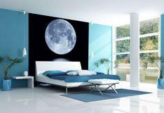 Wallpapers Photo Wallpaper Moon - wall-art.com