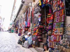 La Paz - Saranaga Street