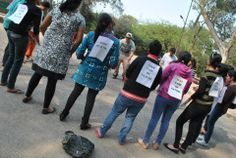 Jack leading one of our energizers at the PLS Cleanup.  #India #Delhi #NGO #Song #Students