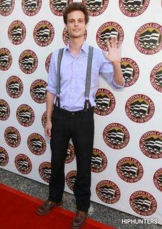 Mathew Gray Gubler - Look 4 http://www.hiphunters.com/magazine/2014/02/14/style-crush-matthew-gray-gubler/